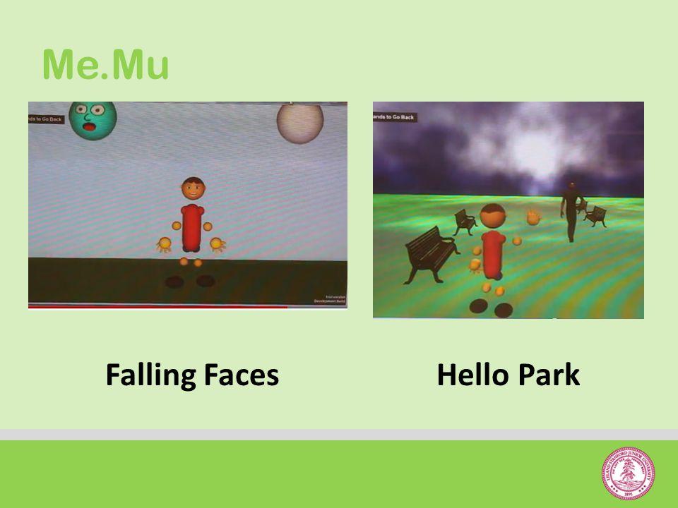 Me.Mu Falling FacesHello Park