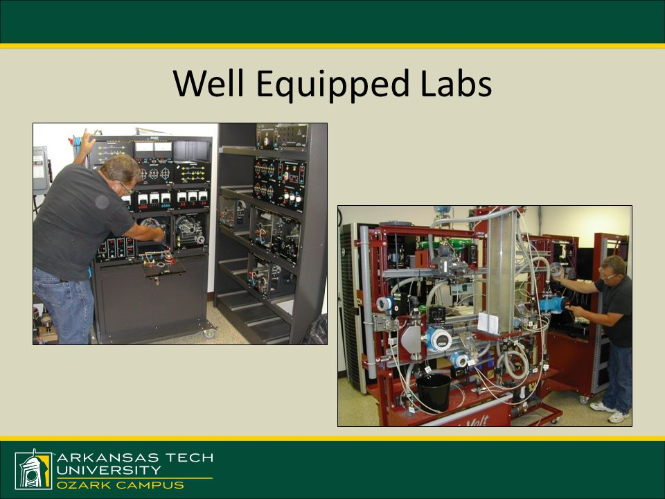 Well Equipped Labs