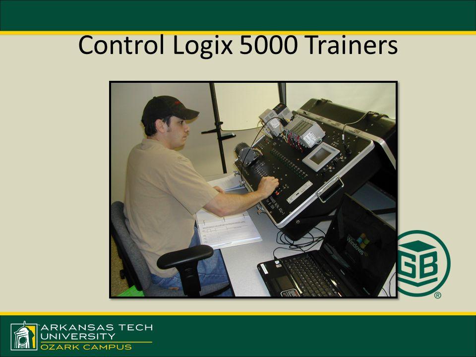 Control Logix 5000 Trainers