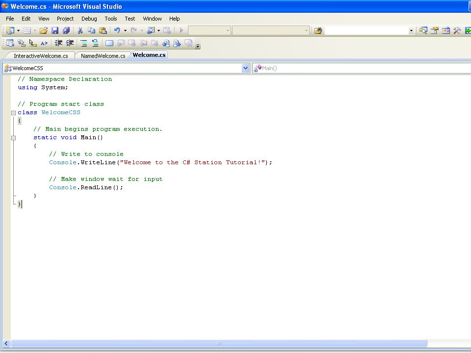  The Event model in C# finds its roots in the event programming model that is popular in asynchronous programming.