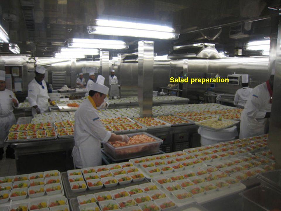 Some of Kitchen staff