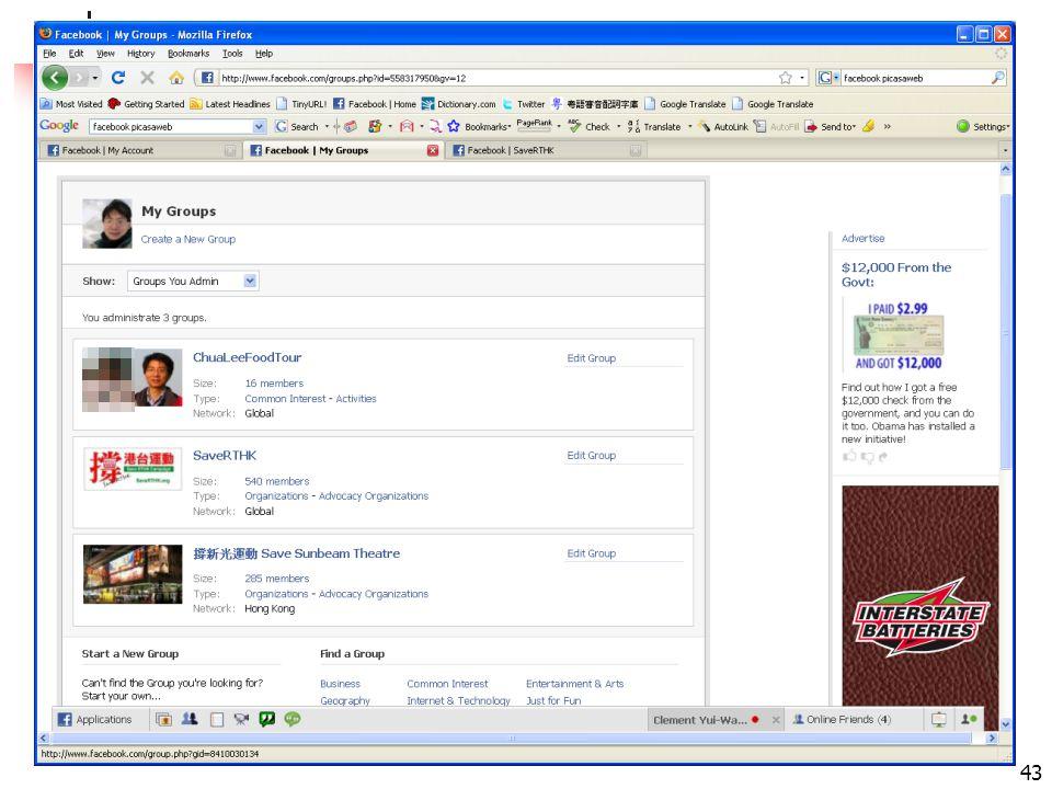 facebook 101: leeyuiwah.blogspot.com 43