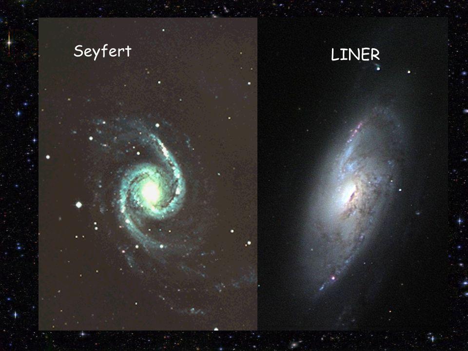 Seyfert LINER