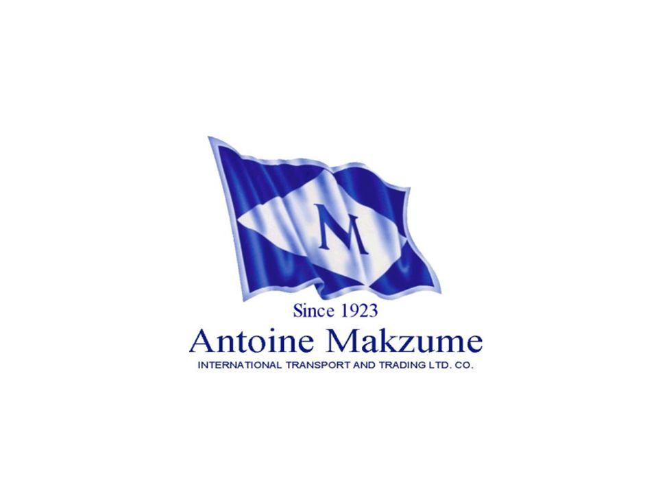 Izmir MersinIskenderun Gemlik Istanbul Constanza Beirut 1 Antoine Makzume Offices