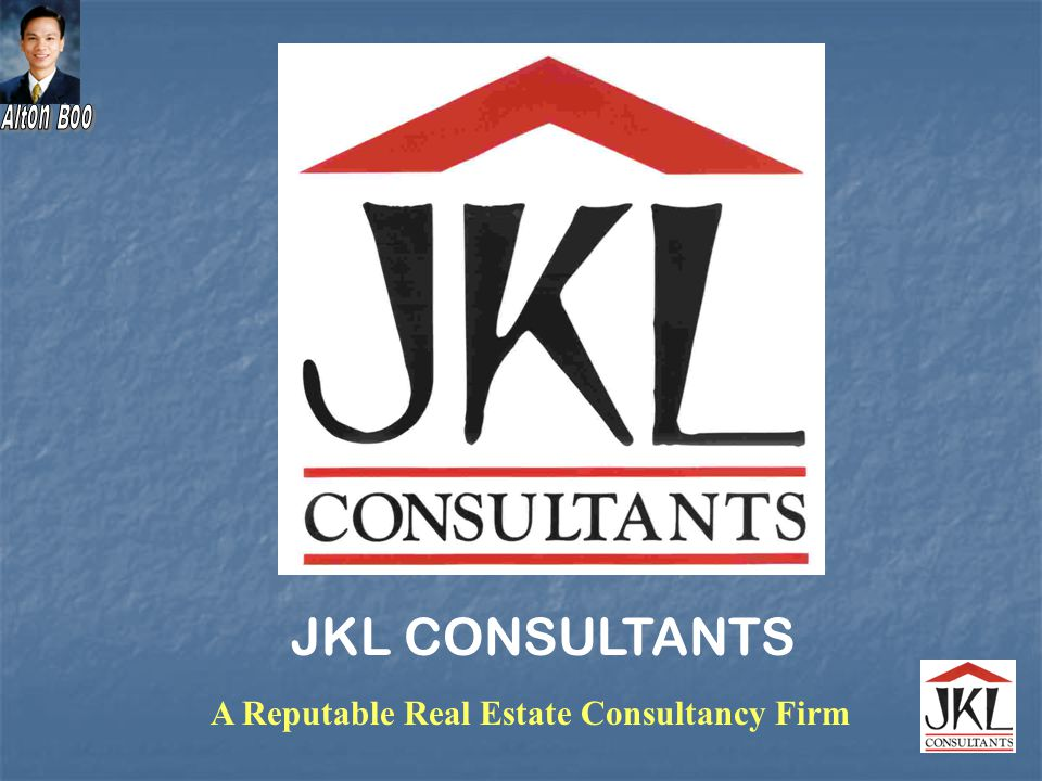 JKL CONSULTANTS A Reputable Real Estate Consultancy Firm