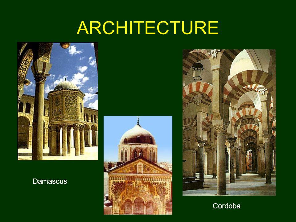 Cordoba Damascus