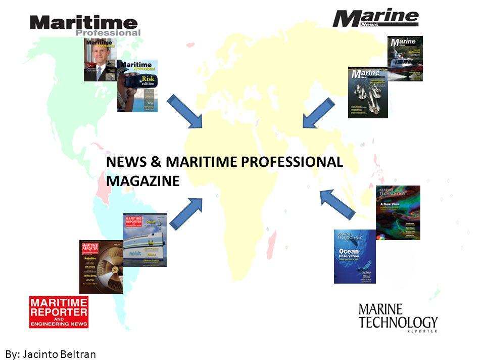 NEWS & MARITIME PROFESSIONAL MAGAZINE