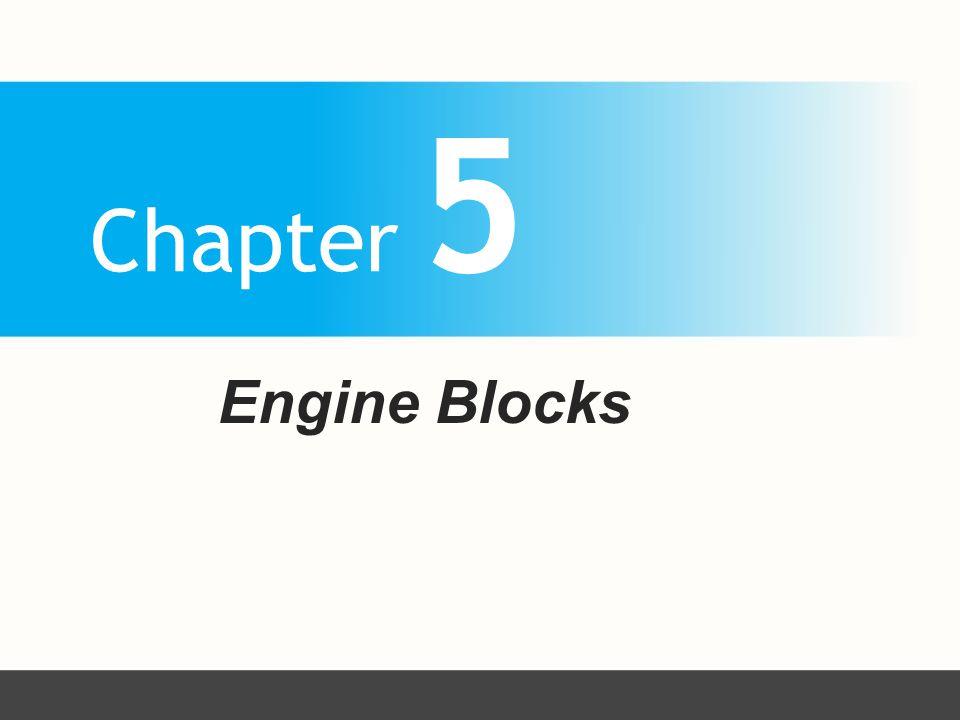 Chapter 5 Engine Blocks