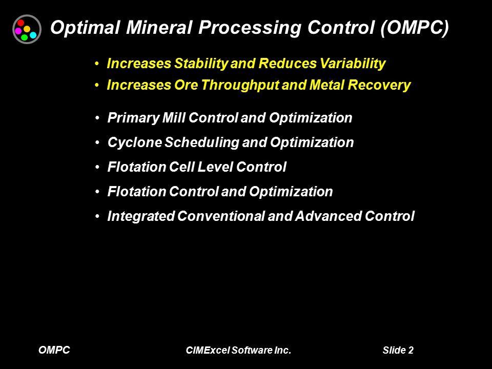 OMPC CIMExcel Software Inc.