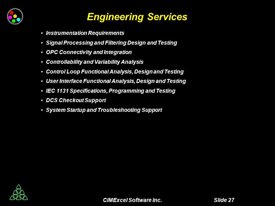 CIMExcel Software Inc.