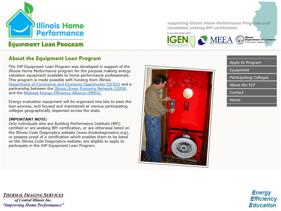Energy Efficiency Education Combustible Gas Leak Detection 7.5.1.3 The gas leakage inspection shall include the following components: All accessible gas piping fittings from the outlet of the natural gas meter or LP tank to a point where the supply line connects to the gas valve of all appliances.