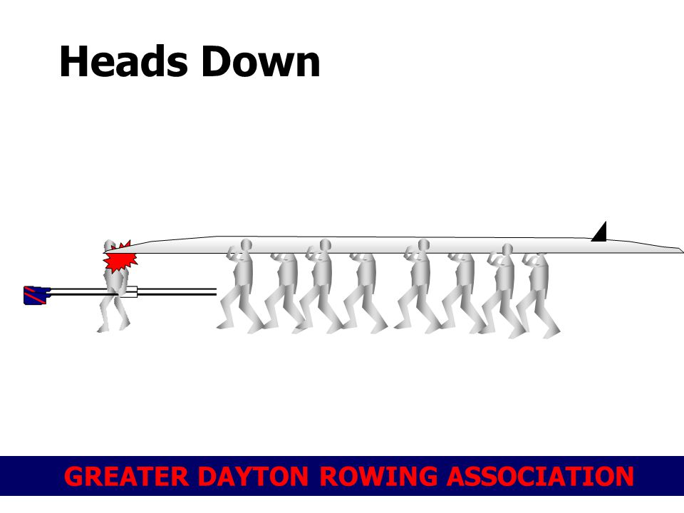 GREATER DAYTON ROWING ASSOCIATION Heads Down