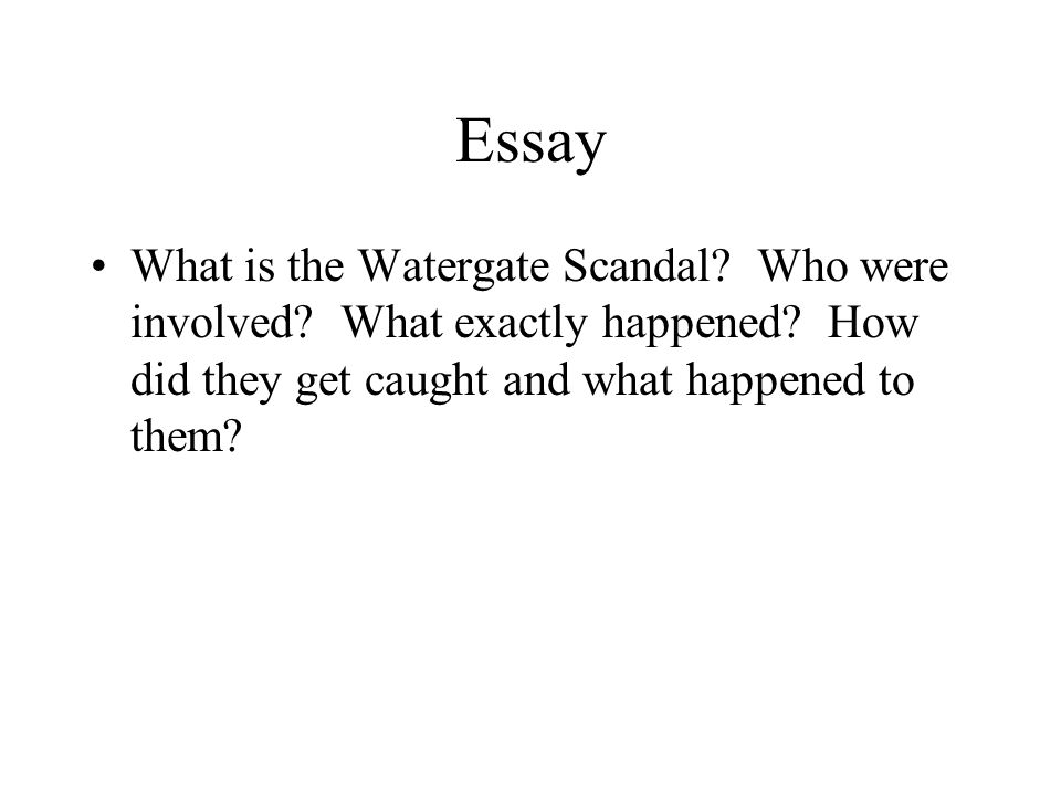 watergate scandal essay g gordon liddy watergate scandal