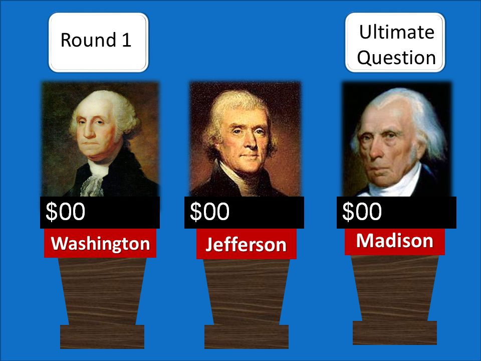 $500 ScoreboardAnswer This 1819 decision declared that the Bank of the United States was constitutional.