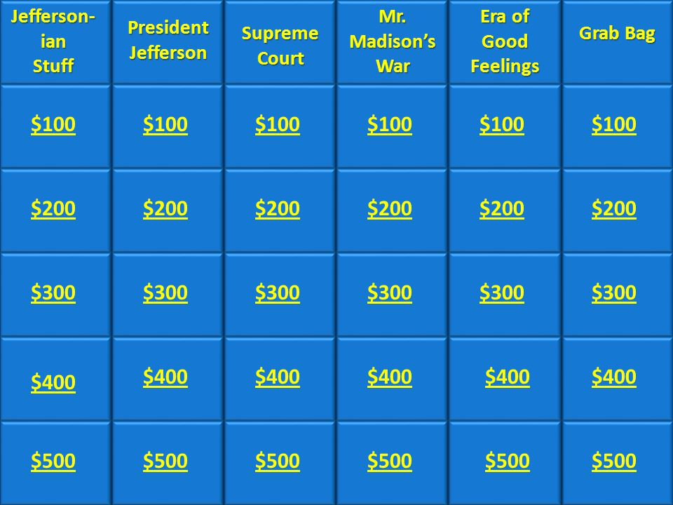 $500 Round 1 McCullough v. Maryland? What is McCullough v. Maryland?