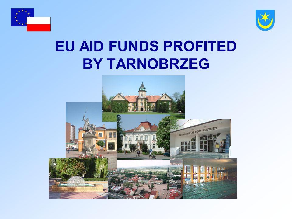 EU AID FUNDS PROFITED BY TARNOBRZEG