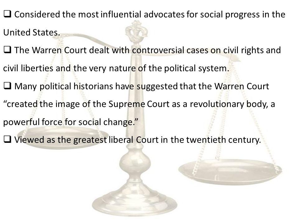 Miranda v.Arizona, 1966 Warren announced the Miranda decision on June 23, 1966.