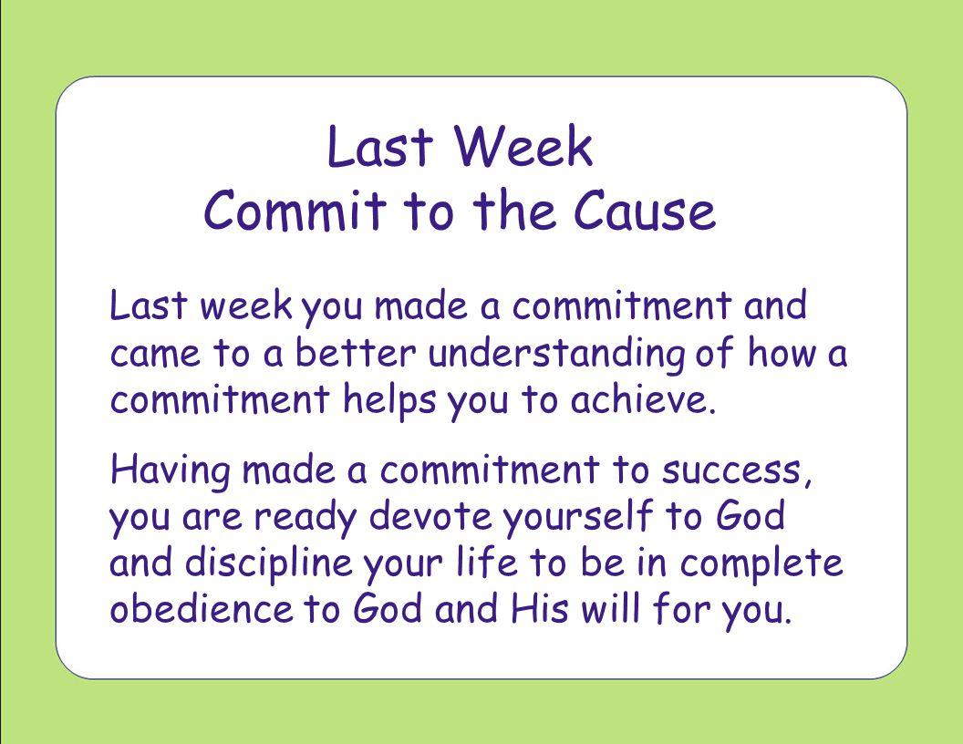 DISCIPLINE FOR SUCCESS Philippians 3.13, 14; Proverbs 4.23, 15.10; Jeremiah 5.3; 2 Timothy 3.16