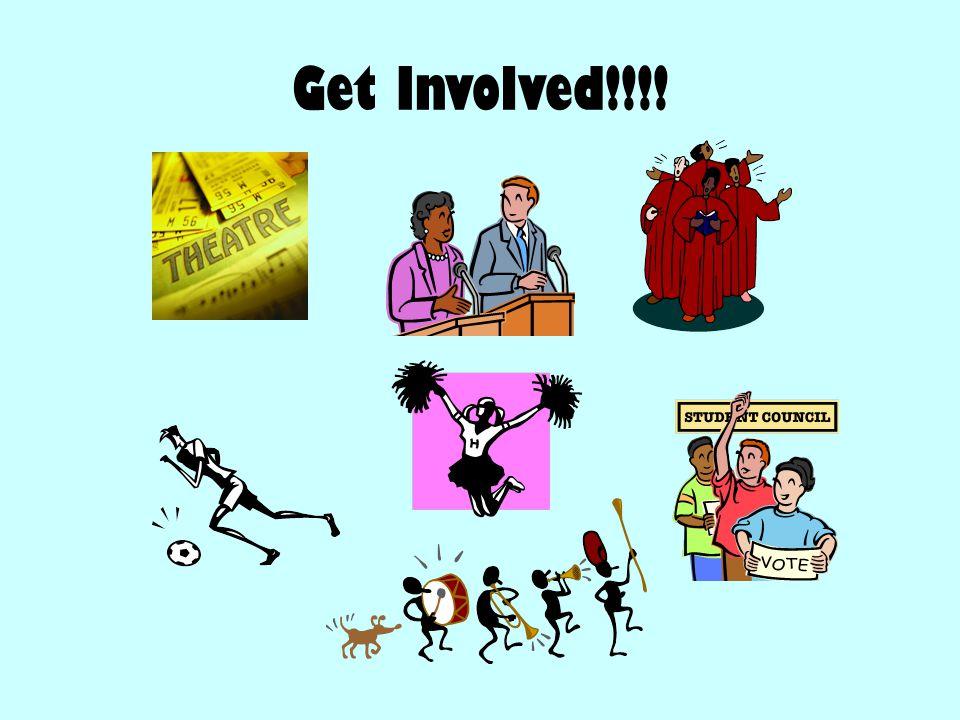 Get Involved!!!!