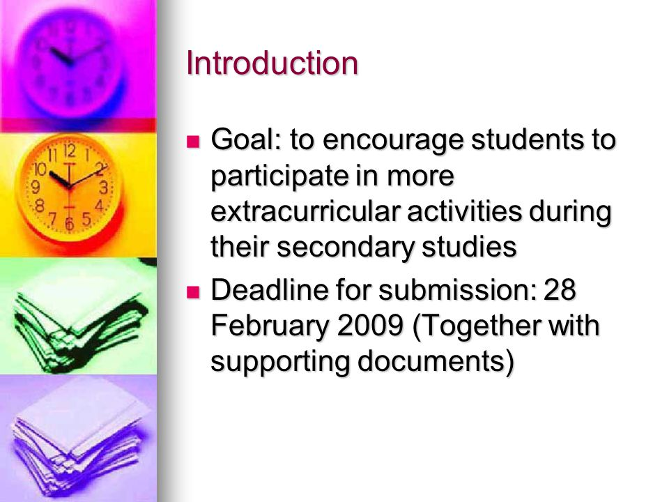 Various Layouts of Self- recommendations Arts stream: Arts stream: Personal Qualities + Academic background + Extra-curricular Activities Personal Qualities + Academic background + Extra-curricular Activities Science stream: Science stream: Academic background + Extra-curricular Activities + Personal Qualities Academic background + Extra-curricular Activities + Personal Qualities Social Science / Business stream: Social Science / Business stream: Extra-curricular Activities + Personal Qualities + Academic background Extra-curricular Activities + Personal Qualities + Academic background Sample: Sample Self- Recommendation.doc Sample: Sample Self- Recommendation.docSample Self- Recommendation.docSample Self- Recommendation.doc