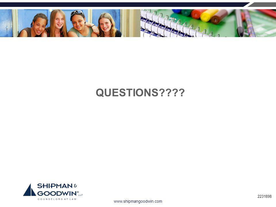 www.shipmangoodwin.com QUESTIONS 2231898