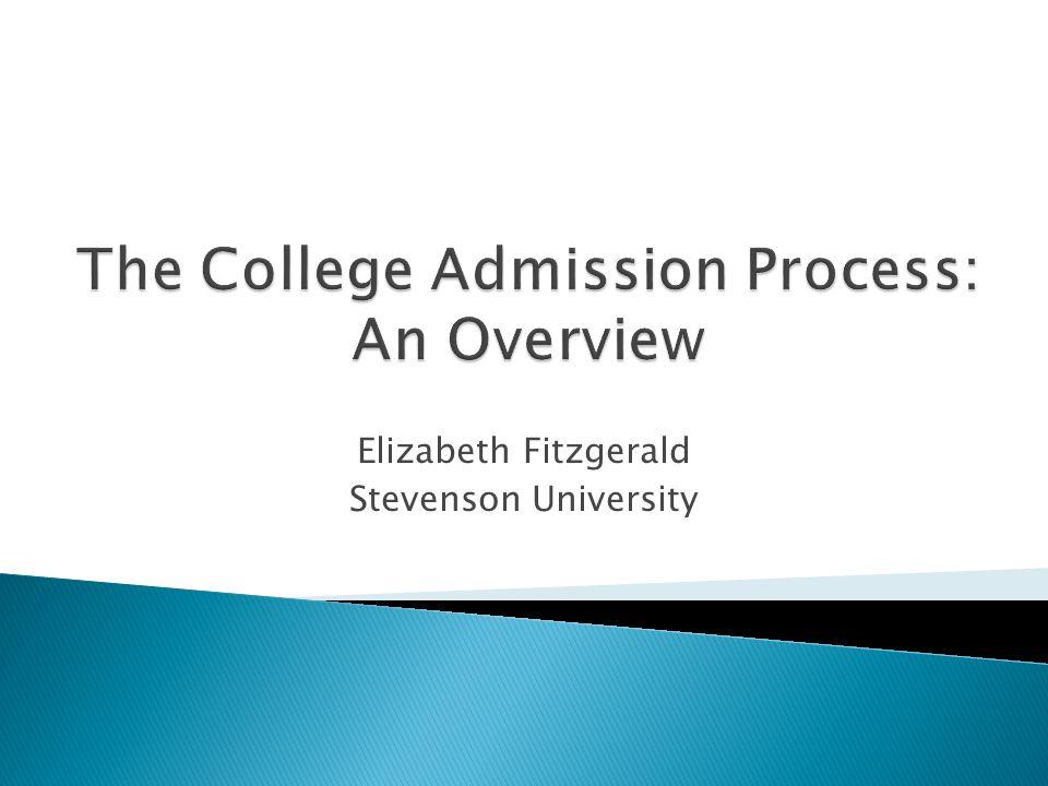Elizabeth Fitzgerald Stevenson University