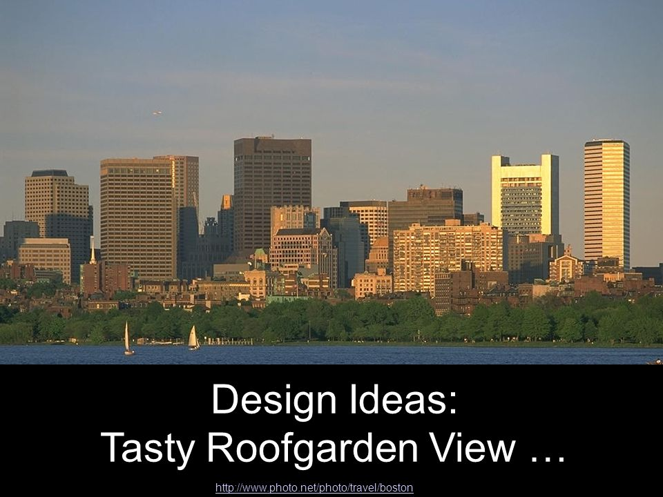 Design Ideas: Tasty Roofgarden View … http://www.photo.net/photo/travel/boston