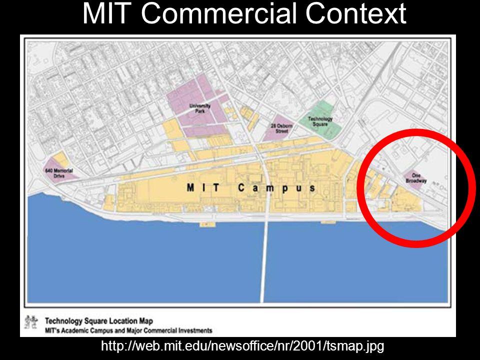 http://web.mit.edu/newsoffice/nr/2001/tsmap.jpg MIT Commercial Context