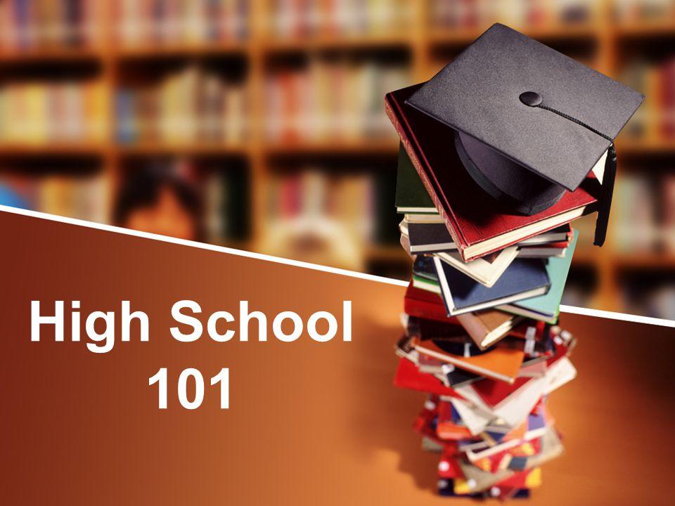 High School 101