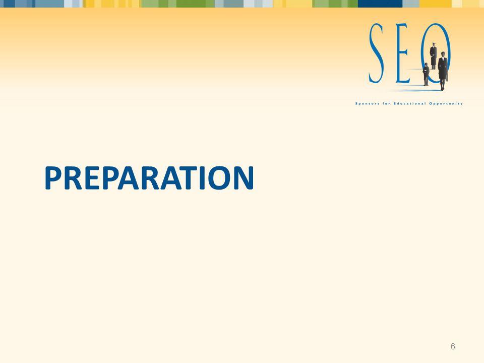 PREPARATION 6