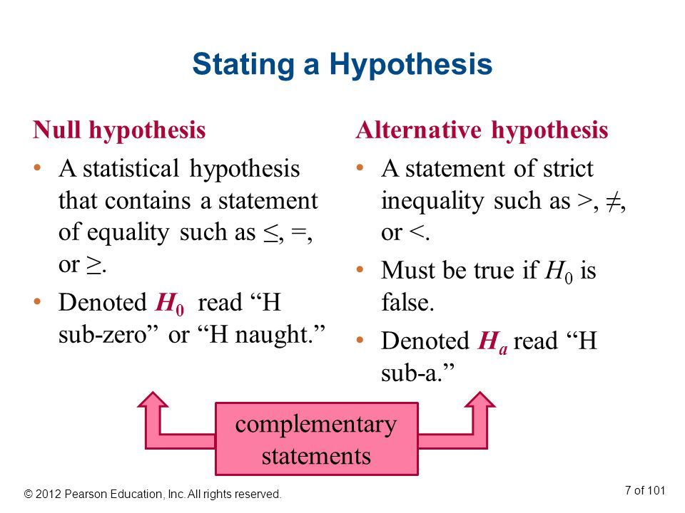 Example: Hypothesis Testing Using P- values The National Institute of Diabetes and Digestive and Kidney Diseases reports that the average cost of bariatric (weight loss) surgery is $22,500.
