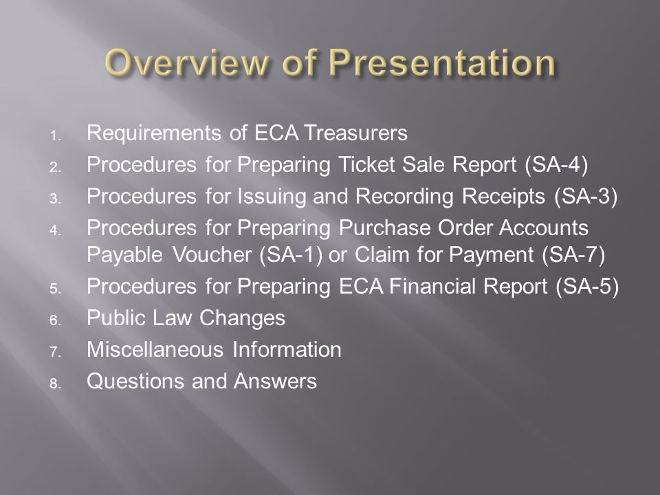  IC 20-41-1-7 states in part: The treasurer has charge of the custody and disbursement of any funds...