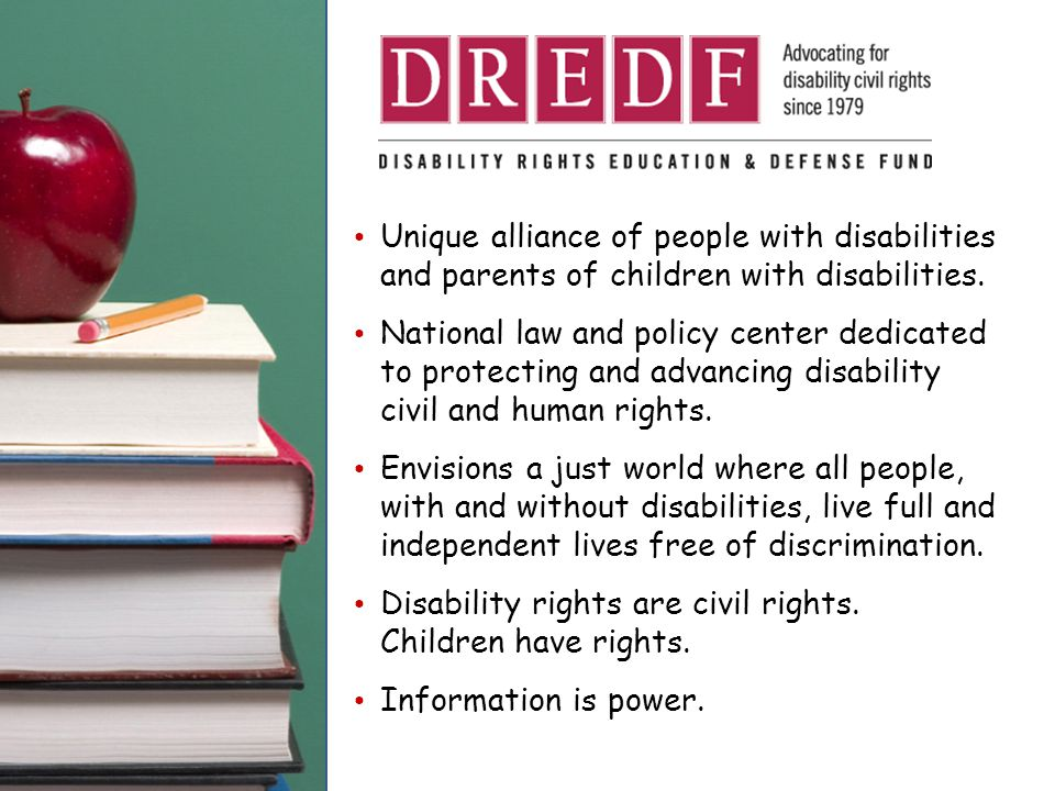 Current Issues, Resources Individualization Districts often create programs for specific disabilities or types of students.