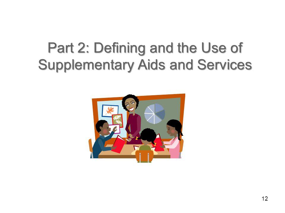 11 Additional Resources Inclusion Basic Education Circular (BEC) SaS Fact Sheet
