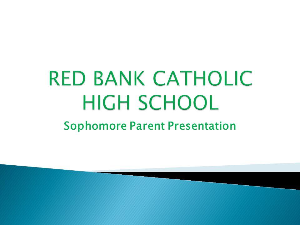 Sophomore Parent Presentation