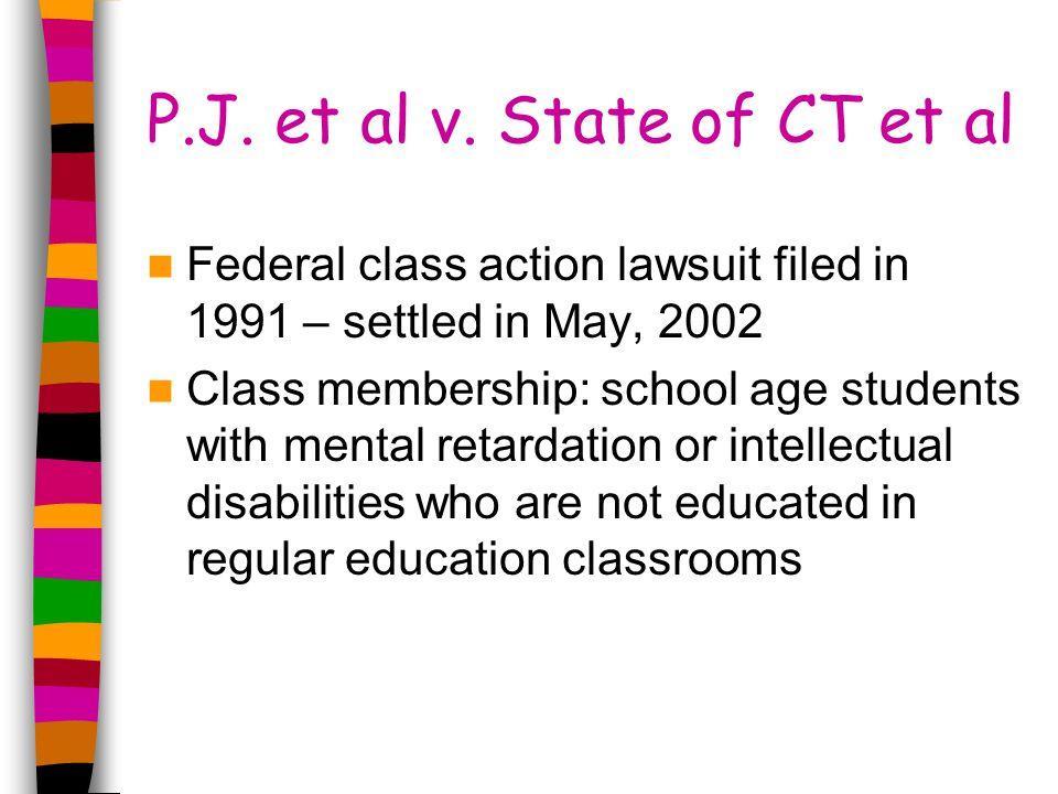 P.J. et al v.