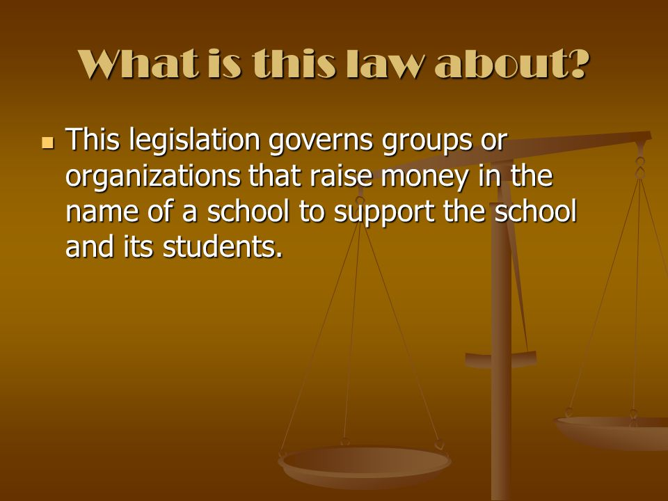 The responsibility of the Board of Education I.Adopt a policy concerning: a.