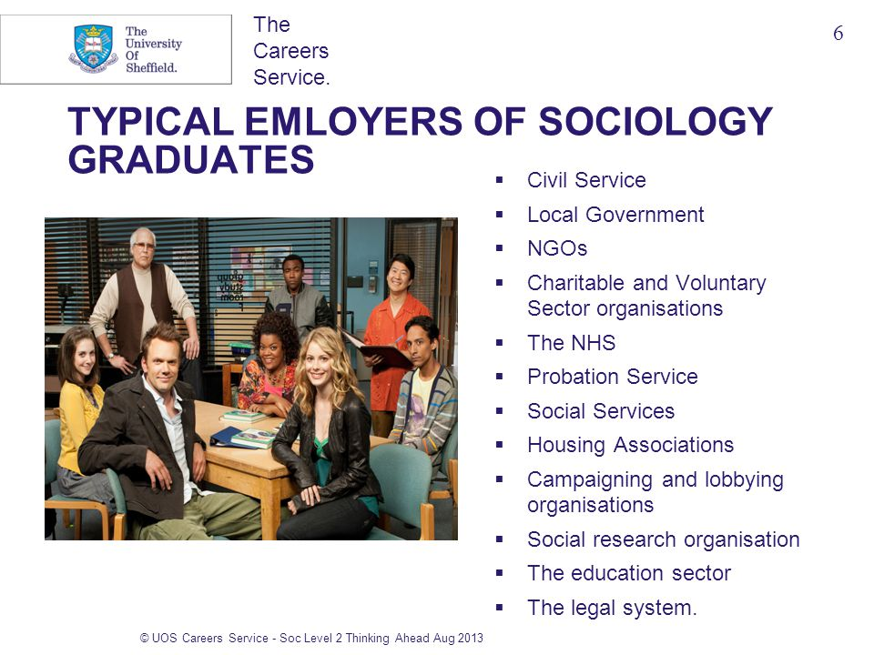 The Careers Service.