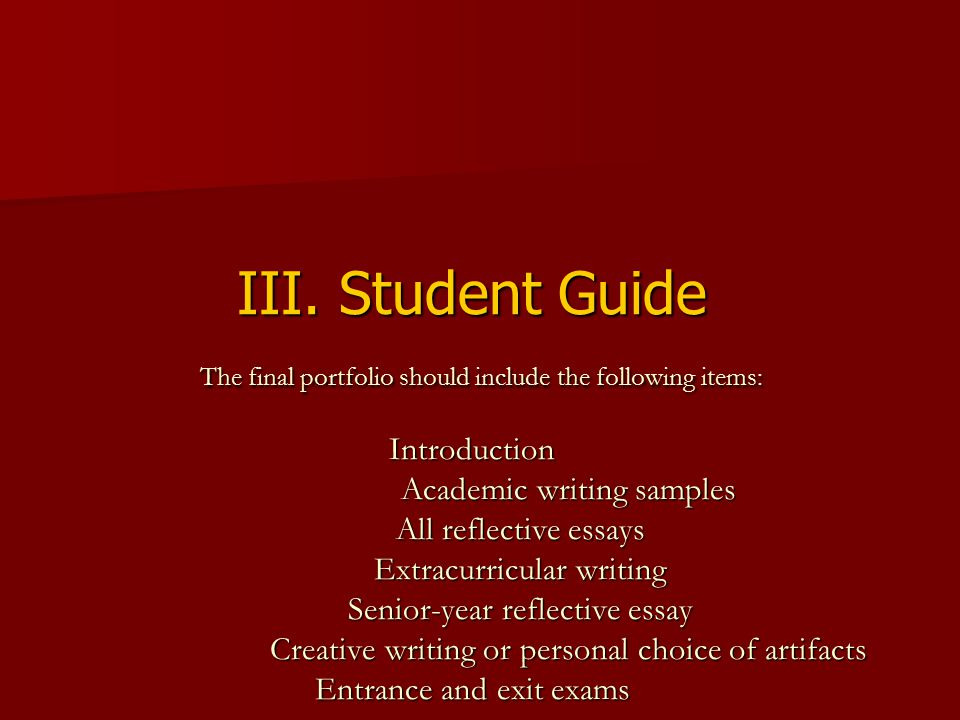 creative writing reflective If this is your first time to write a personal reflective essay, you can refer to the reflection essay example below i survived a writing class.