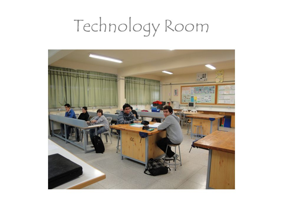 Technology Room