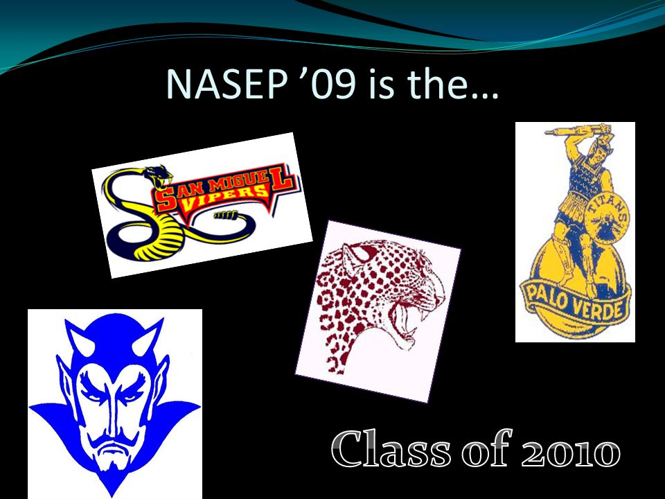 NASEP '09 is the…