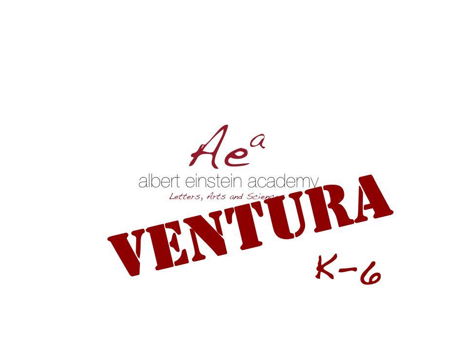 Ventura Letters, Arts and Sciences albert einstein academy