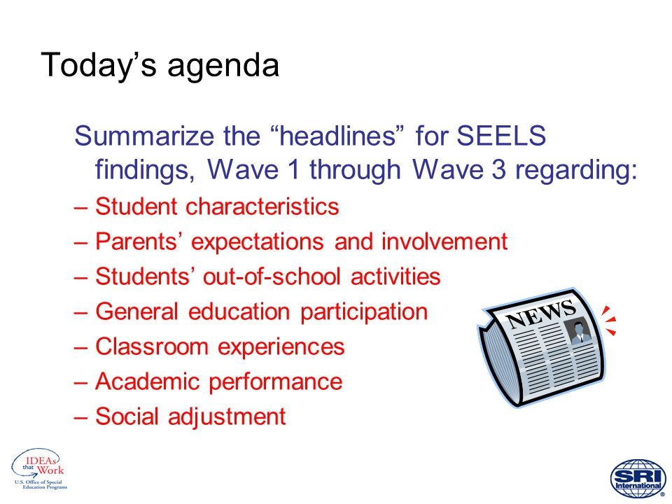 For more, go to... www.seels.net Do it today!