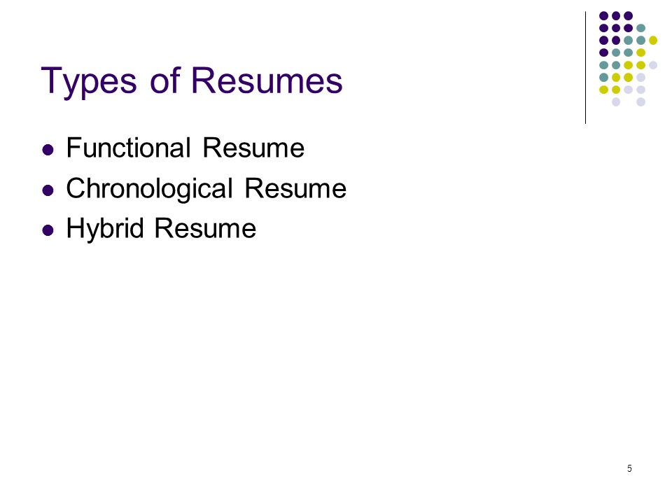 6 What do you think of this student based on her resume.