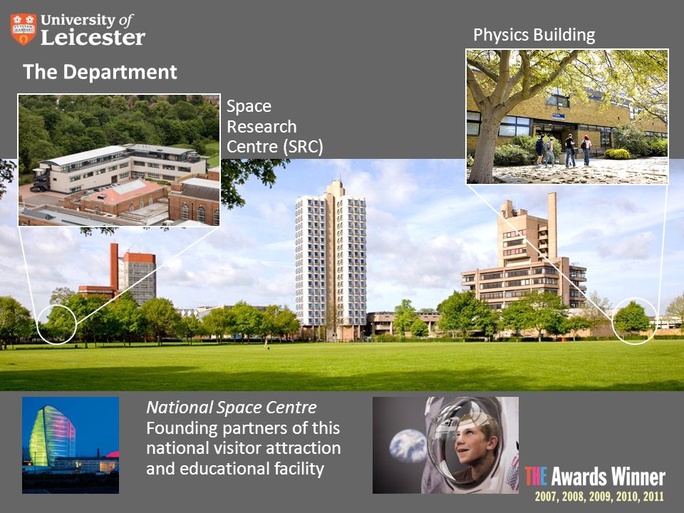 Research The degree programme Extracurricular activities and careers