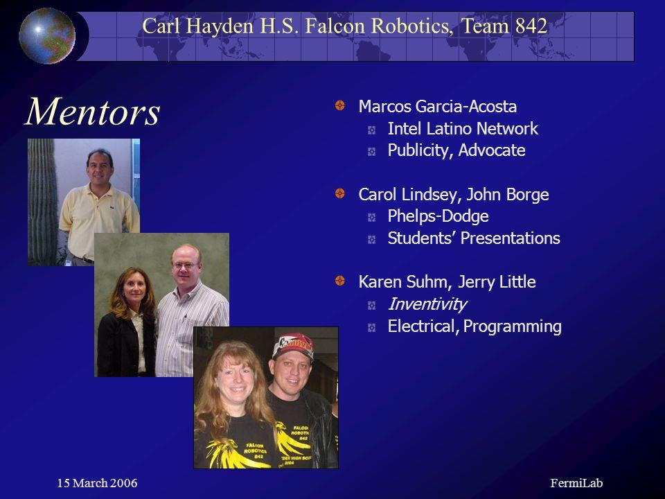 Carl Hayden H.S.