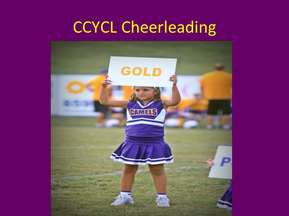 CCYCL Cheerleading