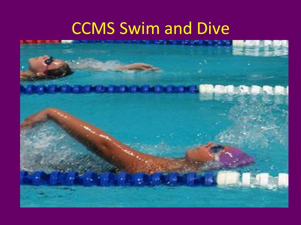 CCMS Swim and Dive