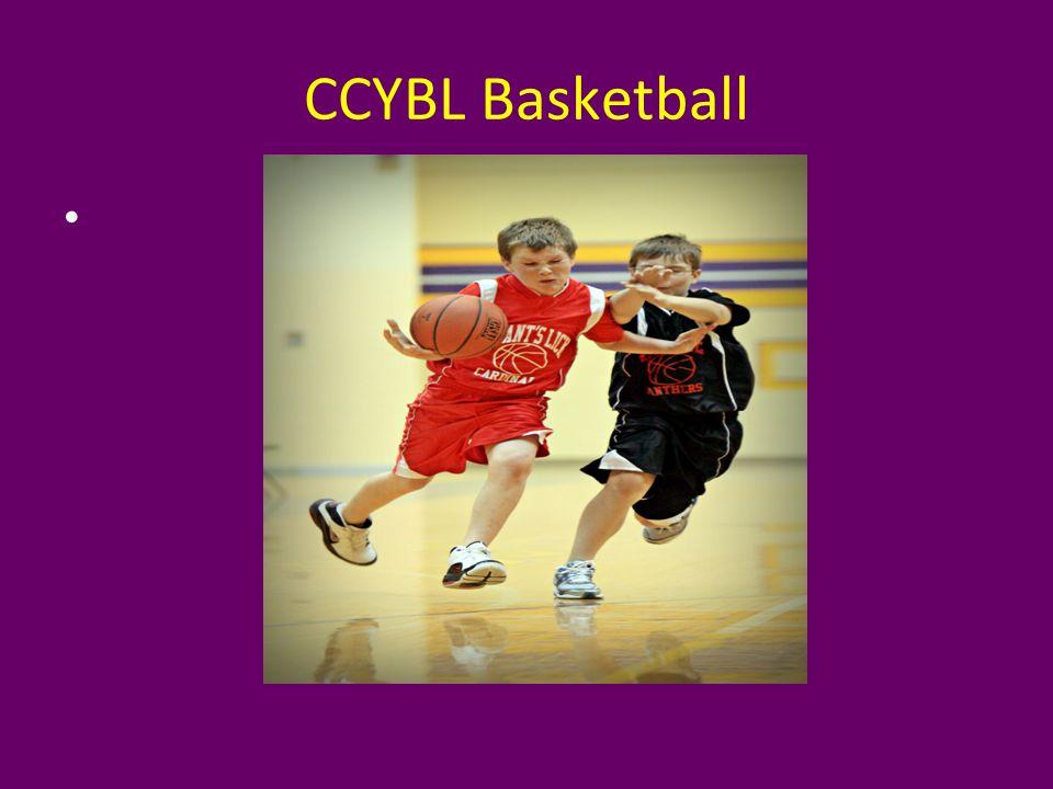 CCYBL Basketball