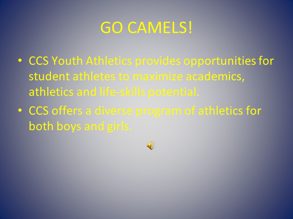 Students in grades 4-5 may participate on the CCMS Swim and Dive Team.